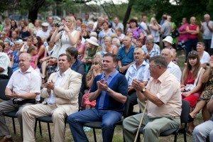 Самсоновка отпраздновала 160-летие народными гуляниями