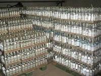 Более 1000 литров спирта выведено из незаконного оборота