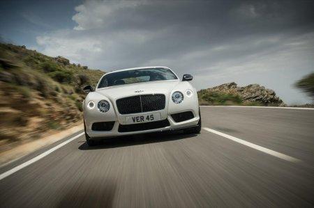 У модели Bentley Continental GT появилась новая версия