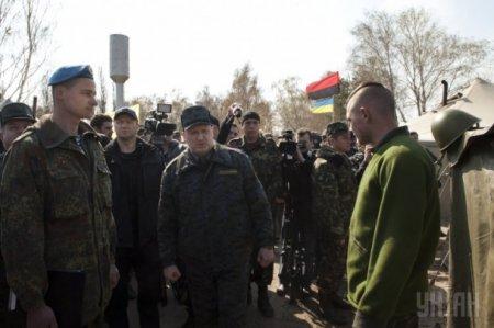 Четыре цитаты украинских политиков и мodus vivendi.